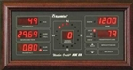 Multi-display for the Long Range MK-III Weather Station Mahogany