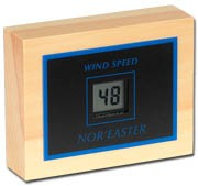 Nor'Easter Wind Speed Set