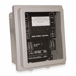 WSC-5 Dual Set Point Wind Speed Controller and Alarm System