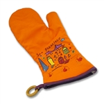 Only from Lefty's Oven Mitt - Left handed potholder