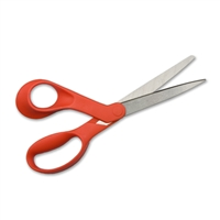 "Left-Handed Fiskars 8"" all purpose scissor"