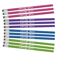 12 Lefty's Imprinted Pencils
