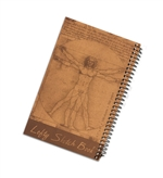 Leonardo Sketch Book For Lefties