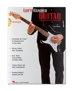 Left-Handed Guitar, The Complete Method by Troy Stetina