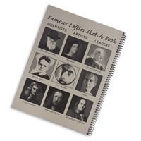 Famous Lefties Sketch book