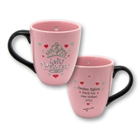 Lefty Princess Dribble Mug