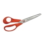 "Left-Handed 8.5"" Classic Fiskars Scissors • Made in Finland"
