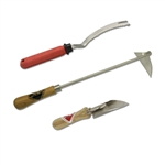 Hard to find Left-Handed Garden Tools Set