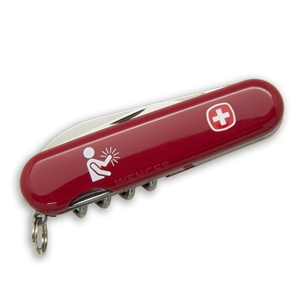 Left-Handed Swiss Army Knife