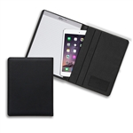 Lefty's Left-Handed Black Eco-Leather Padfolio