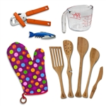 9 Piece Left Handed Kitchen Set