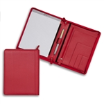 Gift Set with left-handed portfolio and elegant pen