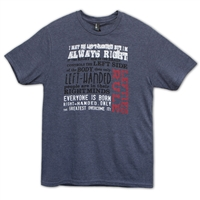 Lefties Sayings T-Shirt