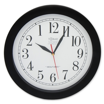 The Bemusing Backwards Clock
