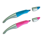 Stabilo Left-Handed Easy Start Pens - Fun and colorful ergonomically designed pens for lefties