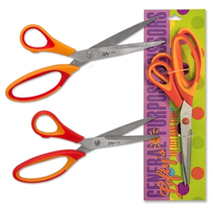 Case of Lefty's Left-Handed General Purpose Scissors-80 Packages