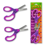 Case of Purple & Pink Lefty's Left-Handed Kid Scissors - 144 packages