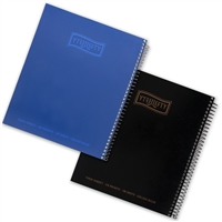 Left-Handed Three Subject Spiral Notebook