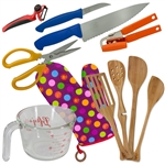 11 Piece Big Left-Handed Kitchen Set