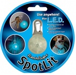 Nite Ize Spotlit L.E.D flashlight. - Blue