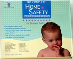 The Complete Home Safety Starter Kit (For Babies and Toddlers)