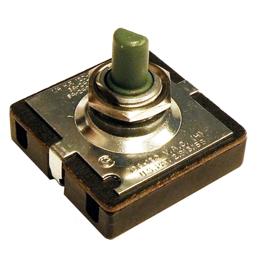 position rotary switch hard wire push in connections 0499000074 4 position rotary switch