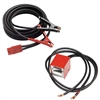 12-200 Goodall Start-All 25' Plug-In Cable Set 500 Amp Polarized Bumper Box