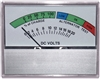 247-084-666 Volt Test Meter Horizontal