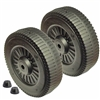 "413-044-666 Wheel Kit 6"" With Hubs"