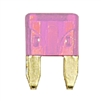 509103-100 QuickCable Mini Blade Fuse 4 Amp Pink (100 Pack)
