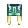 509107-2005 QuickCable Mini Blade Fuse 15 Amp Blue (5 Pack)