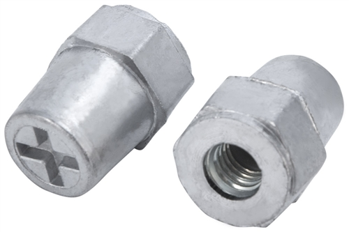 """Quick Cable threaded 5//16/"""" battery stud to top post adapter conversion 5//16 5513"""