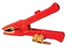 602058R QuickCable Heavy Duty 1000 Amp Cable Clamp Red