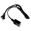 604047 QuickCable Rescue Booster Pack 120 Volt Power Cord