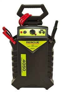 4050 QuickCable 12 Volt Commercial Auto/Truck Jump Starter With Air (Less Battery)