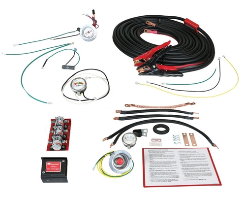 61 800 goodall single cable conversion kit 12 24 to 12 volt only rh centurytool net Simple Wiring Diagrams 3-Way Switch Wiring Diagram