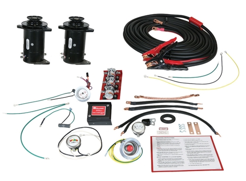 61 803 goodall single cable convertion kit 12 24 volt