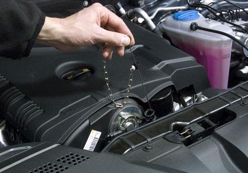 Au40178 assenmacher specialty tools 2009 audi engine oil dipstick Audi a5 motor oil