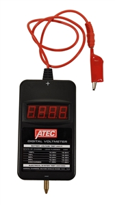 12-1011 ATEC Digital Voltmeter