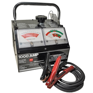 6036B Associated 6/12 Volt 1000 Amp Carbon Pile Battery Load Tester