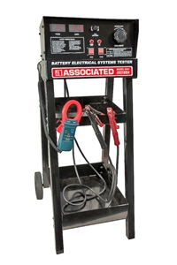 6042 Associated Battery/Electrical System Tester 12/24v 500a Digital
