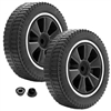 605672 Associated Wheel Kit With Nuts (Set Of Two Plastic)