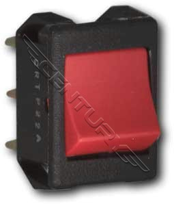 611300 Associated Rocker Switch DPDT