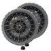 611157 Associated Wheel Kit Rubber 6 Inch