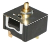 611187 Associated 8 Position Rotary Selector Switch With Pointer Knob