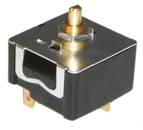 611187 ociated 8 Position Rotary Selector Switch With Pointer Knob on