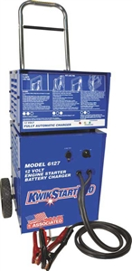 6127 Associated Wheel Kwik Start 12v 10amp Automatic Charging