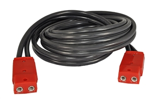 6147 Associated Plug-In Cable Dual Plug 12ft 4awg