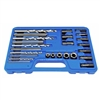 9447 Astro Pneumatic 25 Pc. Screw Extractor/Drill & Guide Set