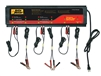 BUSPRO-660 Auto Meter 110 Volt 5 Amp 6 Station 12 Volt Smart Automotive Battery Charger